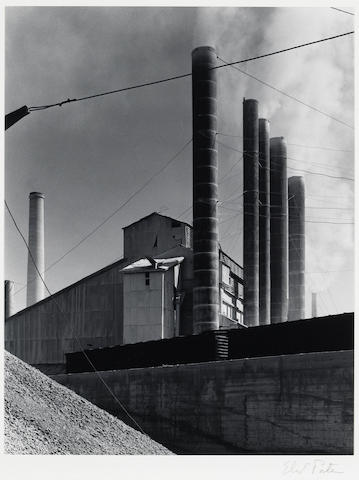 Eliot Porter (American, 1901-1990); Fort Union, New Mexico; Cement Works, Salida, Colorado; (2)
