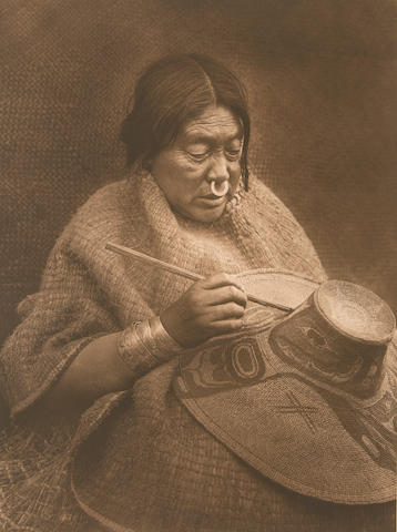 Edward S. Curtis (American, 1868-1952); The North American Indian, Portfolio 10;