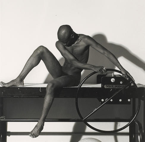 Robert Mapplethorpe (American, 1946-1989); Bruce ;