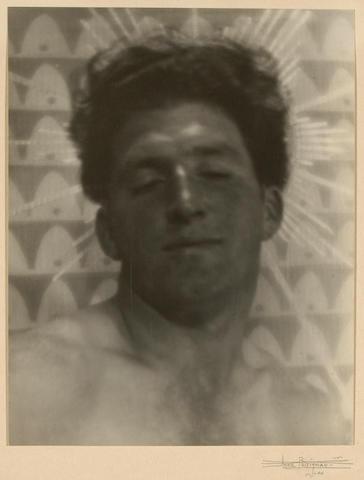 Anne W. Brigman (American, 1869-1950); Saint Gustav;