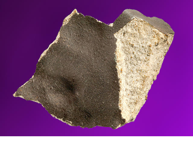 Suizhou Meteorite — A Meteorite Fragment Containing New Mineral