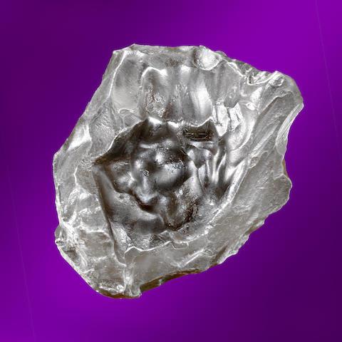 Sikhote-Alin Meteorite — Unusual Complete Meteorite