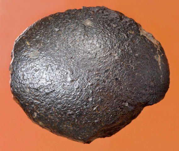 Oriented Stone Meteorite — Recovered in the Sahara by Berbers