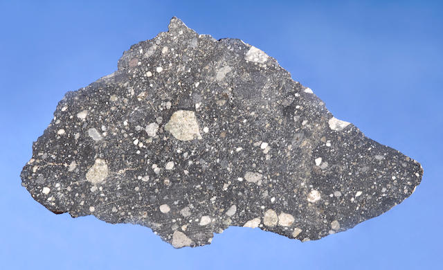 Northwest Africa 2995 — Superlative Complete Slice of the Moon