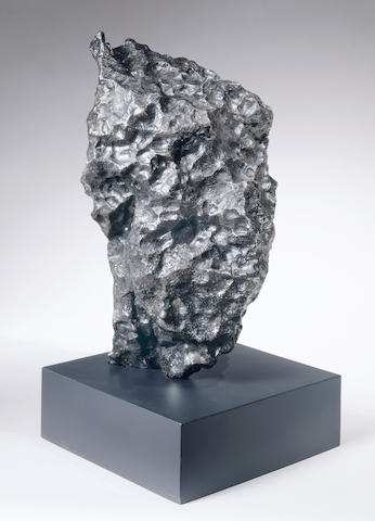 "Campo Del Cielo Meteorite — Sculptural Large Iron Meteorite  from the ""Valley of the Sky"""