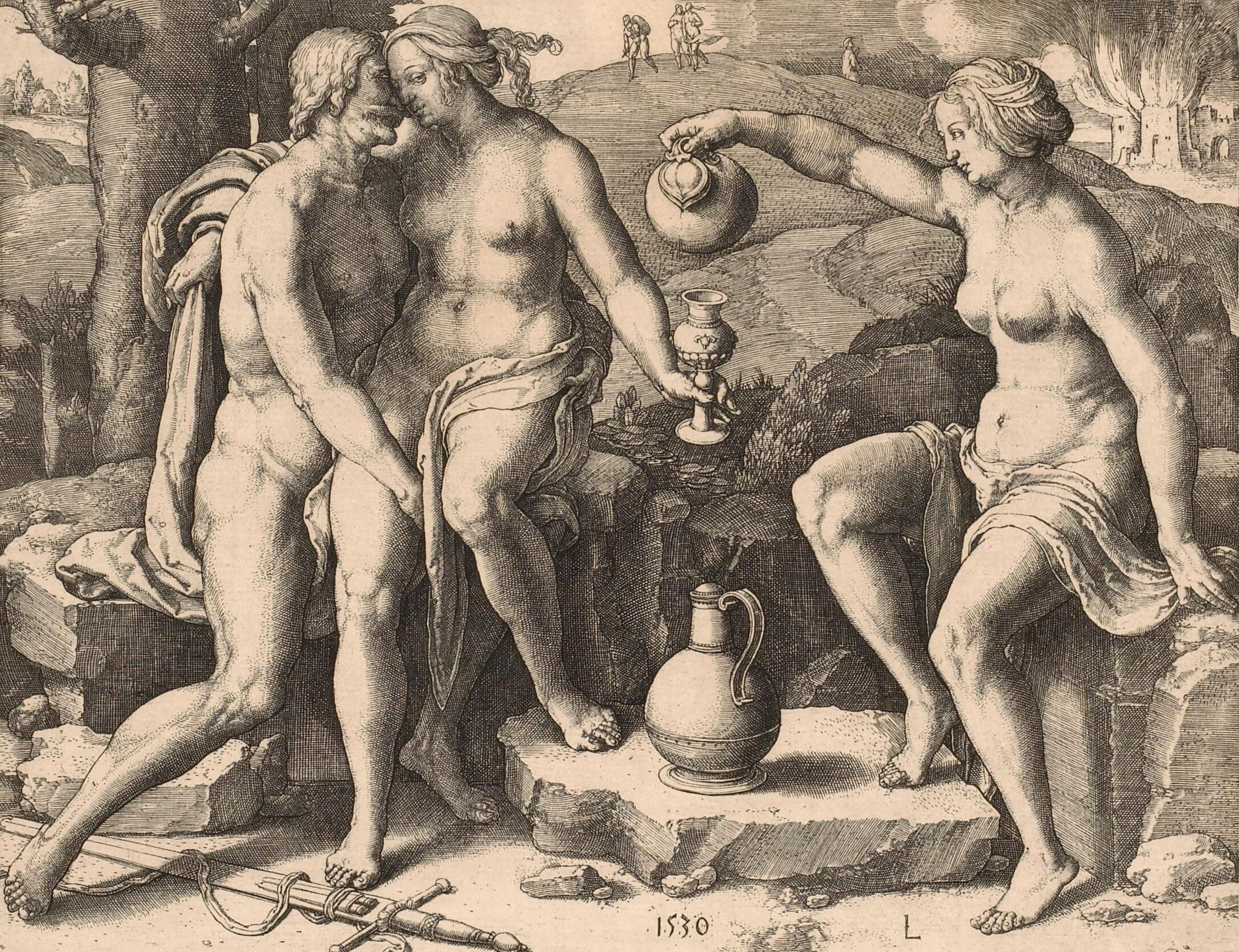 Сексуальные похождения в средних веках — 4