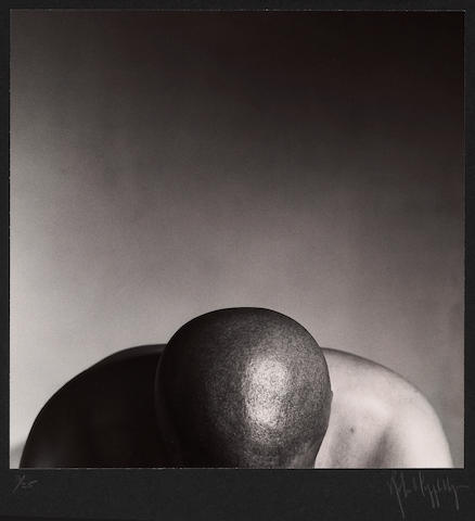 Robert Mapplethorpe (American, 1946-1989); Selected Images, from X portfolio; (5)