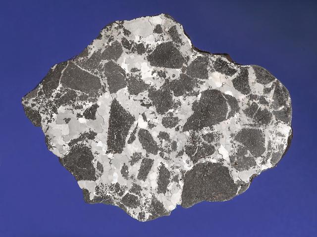 Campo Del Cielo — Complete Slice of an Enigmatic Meteorite