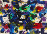 Sam Francis, Untitled, Acrylic on paper * FRANK TO INSPECT *