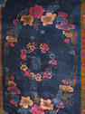 A Chinese carpet China, size approximately 9ft. x 11ft. 8in.