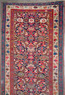 A pair of Bidjar runners North Persia, size approximately 18ft. 1in. x 4ft. & 16ft. 7in. x 3ft. 10in.