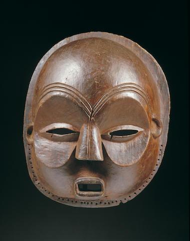 A Mbunda facemask