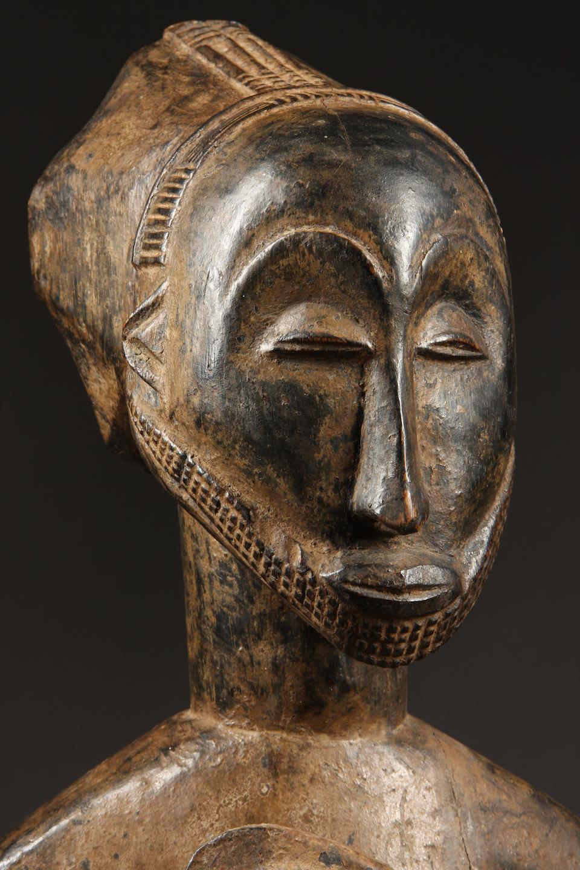 A Hemba ancestor figure