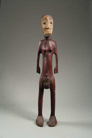 A Yao monumental initiation figure