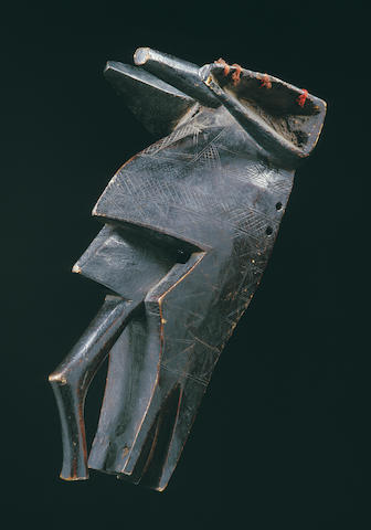 A Bamana facemask, for the Kore society