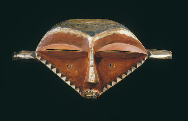A Kasai Pende facemask, Panya Ngombe