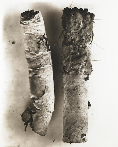 Irving Penn (American, born 1917); Cigarette No. 17, New York;