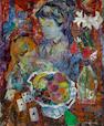 Emilio Grau Sala (Spanish, 1911-1975) Honfleur, 1963 29 x 24in (74 x 61cm)