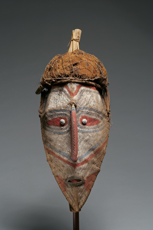 A fine Huon Gulf dance mask