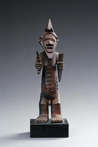 A Bembe figurine