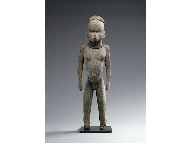 A Lobi figure
