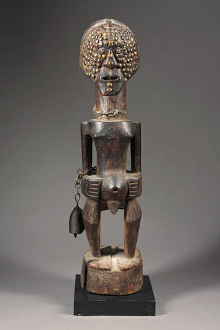 A Songye power figure