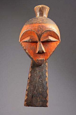 A Kasai Pende mask