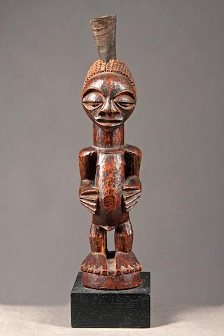 A Songye figure