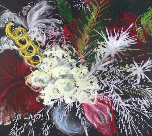 Peter Alexander (American, born 1939) Rosalia I, 1988 18 x 20in (46 x 51cm)