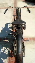1913 Thor 61ci Model U Twin Engine no. 13U2102