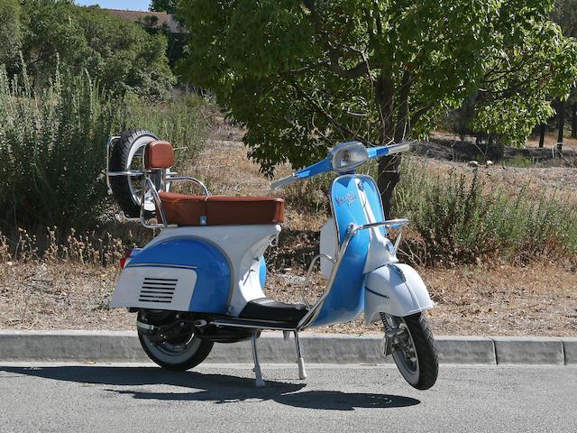 1969 Piaggio Vespa 150 Sprint Frame no. VLB1T047139