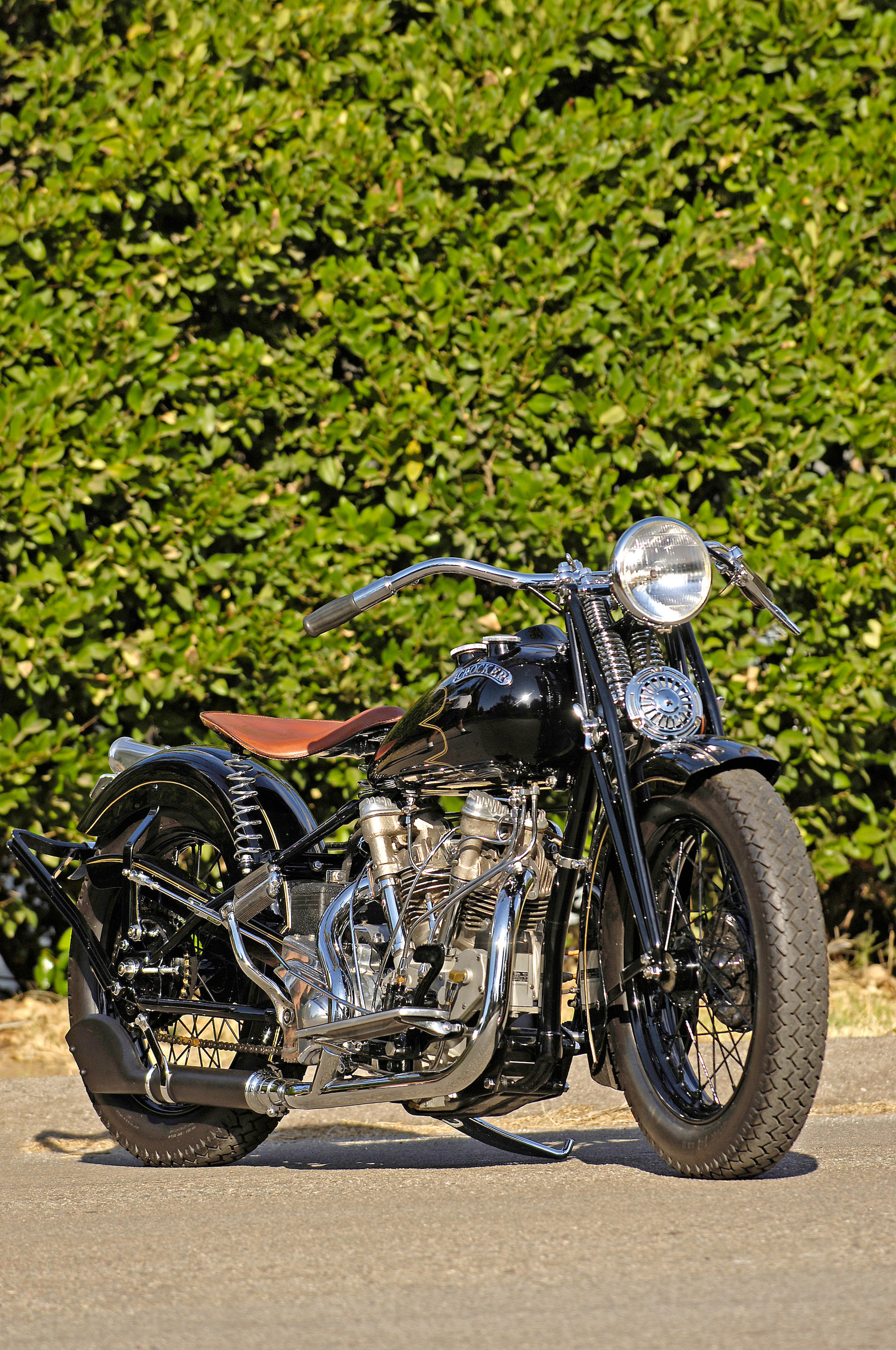 Auktion - An Important Sale of Collectors' Motorcycles and