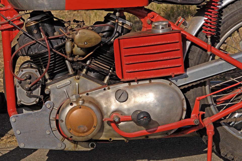 1939 Crocker Special V-Twin Engine no. 39-61-106
