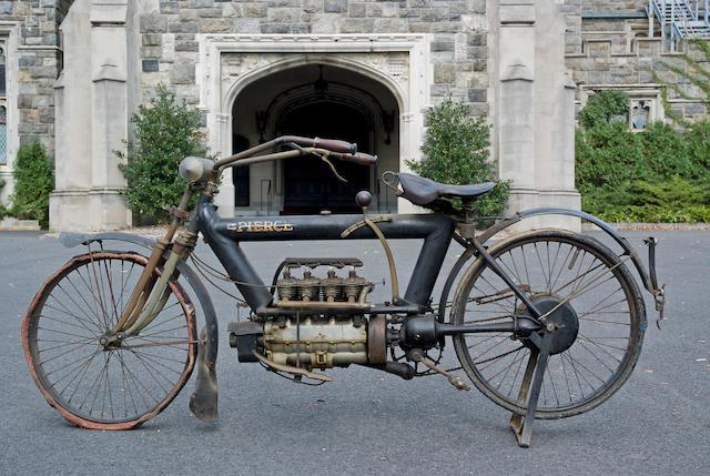 1909 Pierce 4-Cylinder