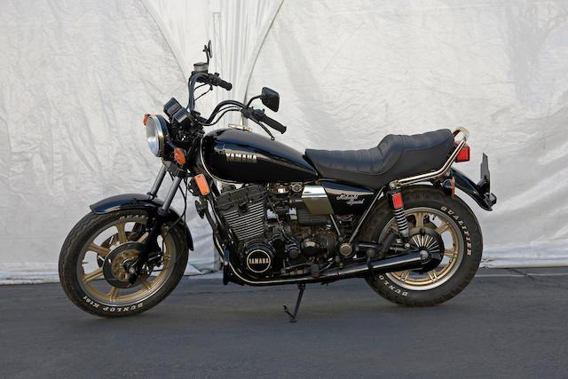 1981 Yamaha XS850 Midnight Special