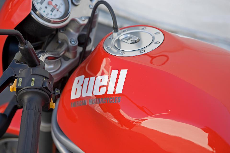 1996 Buell S1 Lightning Frame no. 4MZSS56J1T3220049