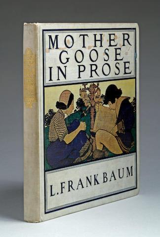 BAUM, L. FRANK. 1856-1919.