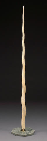 Large Narwhal Tusk