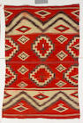 A Navajo transitional rug, 6ft 4in x 4ft 2in