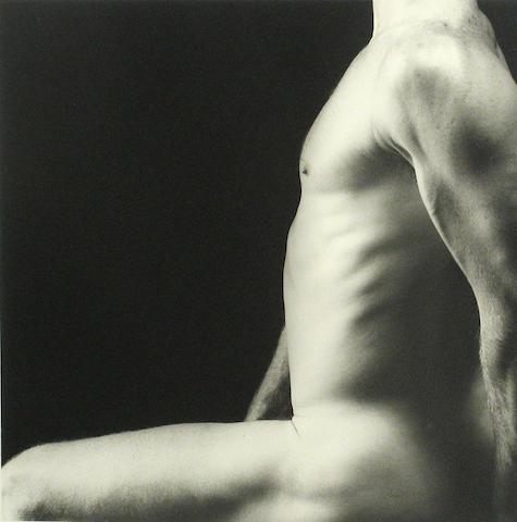 Herbert Lotz; A Modern Dancer;