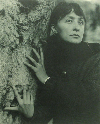 Alfred Stieglitz (American, 1864-1946); Georgia O'Keeffe;