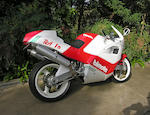 1,191 original miles,1992 Bimota Tesi DB1 Frame no. 10 Engine no. 904.003301