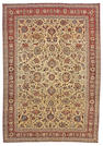 A Teheran carpet Central Persia, size approximately 7ft. 11in. x 10ft. 2in.