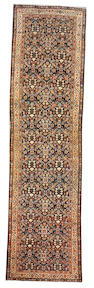 A Mahal runner Central Persia, size approximately 3ft. 6in. x 14ft.