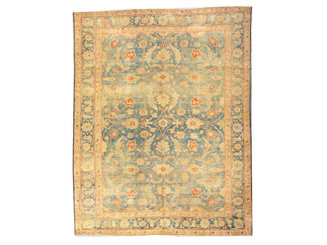 A Tabriz carpet Northwest Persia, size approximately 9ft. x 12ft.
