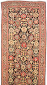 A Karabagh khelleh  Caucasus, size approximately 6ft. 10in. x 19ft. 5in.