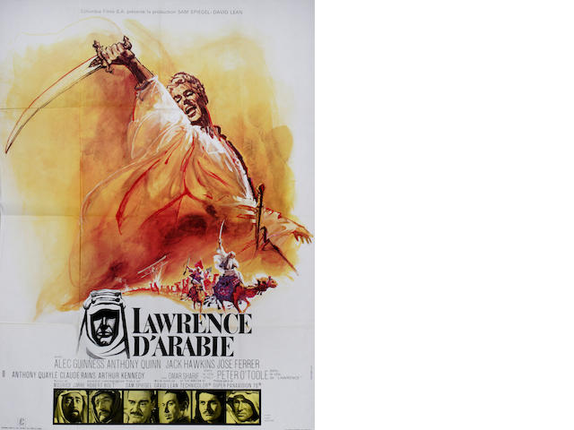 Lawrence of Arabia (Lawrence d'arabie)
