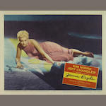 A massive collection of lobby cards, 1930s-1980s