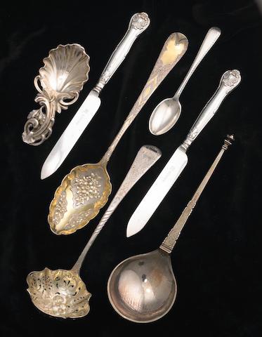 English Silver Group
