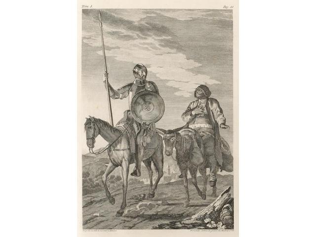 CERVANTES SAAVEDRA, MIGUEL DE. 1547-1616.